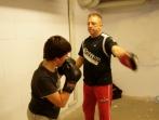 Boxtraining mit Jürgen-Lütz | 01