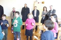 Besuch von Bürgermeister Lenz