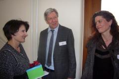 Besuch von Kultusministerin Schick