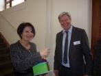 Besuch von Kultusministerin Schick   02