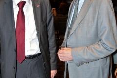 Treffen mit führenden Politikern der SPD und Grünen