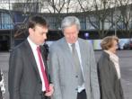 Treffen mit führenden Politikern der SPD und Grünen | 01