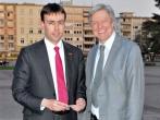 Treffen mit führenden Politikern der SPD und Grünen | 02