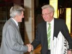 Treffen mit führenden Politikern der SPD und Grünen | 03