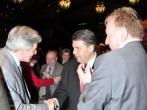 Treffen mit führenden Politikern der SPD und Grünen | 04