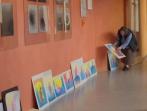 Interne Lehrerfortbildung Malen   04