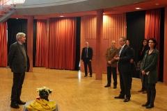 Besuch Innenminister Reinhold Gall