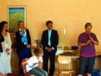 Besuch Staatssekretär Dr.F.Mentrup