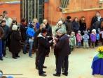 Die feierliche Grundsteinlegung des Kinderhauses 2012
