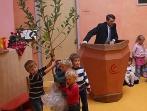 Einweihungsfeier Kinderhaus
