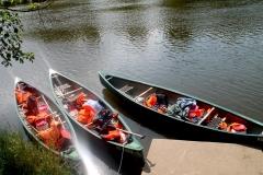 Klassenfahrt mit dem Kanu 8 Klasse Karl-Stockmeyer-Schule