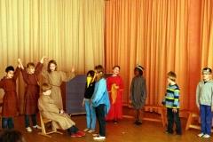 Klassenspiel - Franziskus