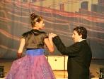 10 Ophelias Schattentheater Klassenspiel der 8a/8s