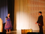 12 Ophelias Schattentheater Klassenspiel der 8a/8s