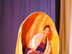 15 Ophelias Schattentheater Klassenspiel der 8a/8s