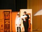 4 Ophelias Schattentheater Klassenspiel der 8a/8s