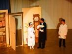 6 Ophelias Schattentheater Klassenspiel der 8a/8s
