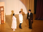 7 Ophelias Schattentheater Klassenspiel der 8a/8s