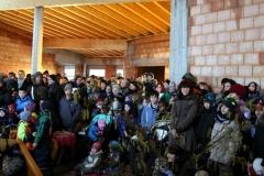 Richtfest des Kinderhauses ( 01.03.2013)