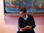 Vorlesestunde mit Ingo Wellenreuther  2012