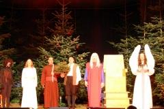 Weihnachtsspiele und Basar