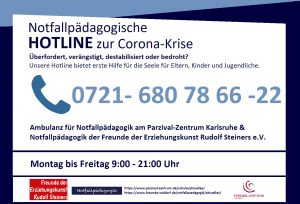 NFP Corona Hotline